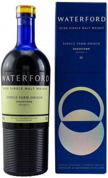 Waterford Sheestown Edition 1.1 Single Farm Origin 50.0% 0,7l
