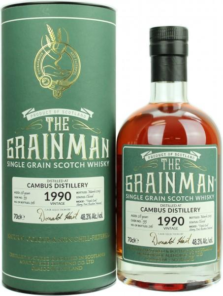 Cambus 28 Jahre 1990/2019 The Grainman