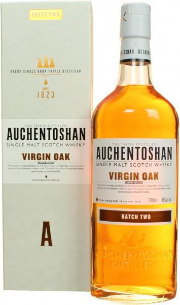 Auchentoshan Virgin Oak Batch 2 /2014 46.0% 0,7l