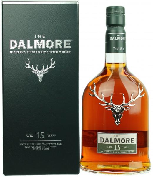 Dalmore 15 Jahre 40.0% 0,7l