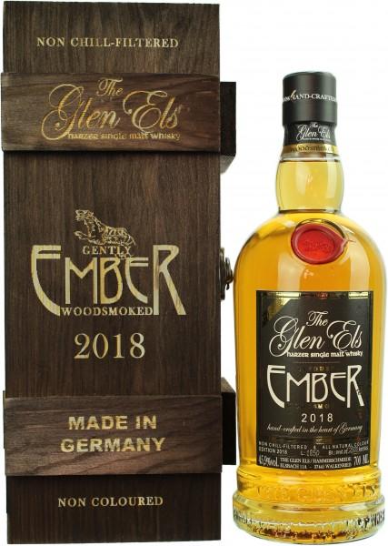 The Glen Els Ember (Woodsmoked) 2018 45.9% 0,7l