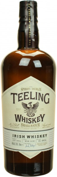 Teeling Rum Cask Small Batch 46.0% 0,7l
