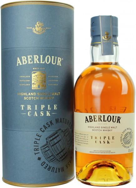 Aberlour Triple Cask 40.0% 0,7l