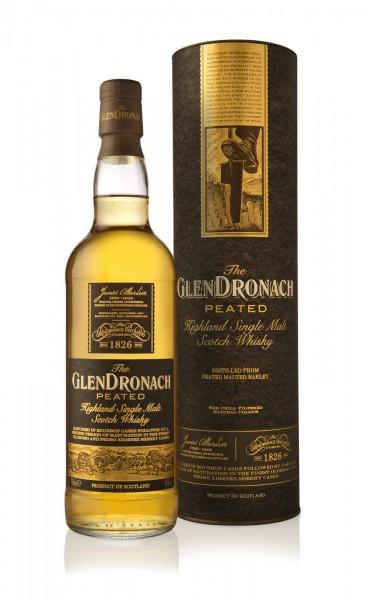 Glendronach Peated 46.0% 0,7l