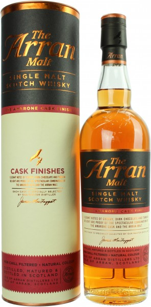 Arran Amarone Cask Finish 50.0% 0,7l