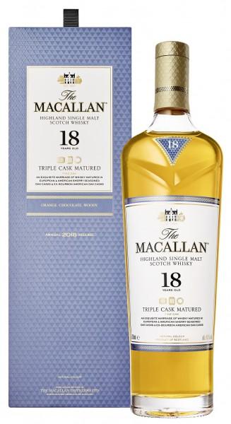 Macallan Triple Cask 18 Jahre