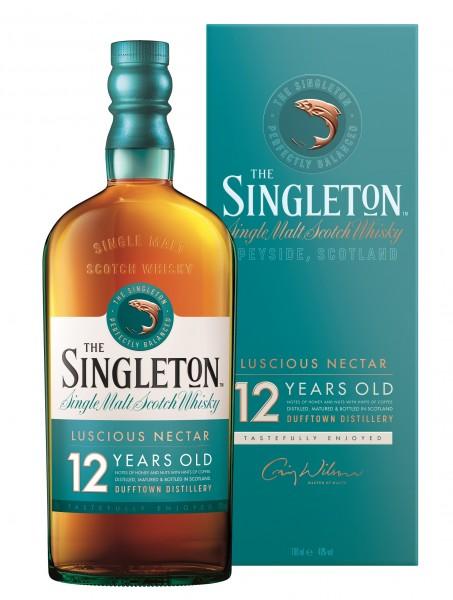 The Singleton of Dufftown 12 Jahre 40.0% 0,7l
