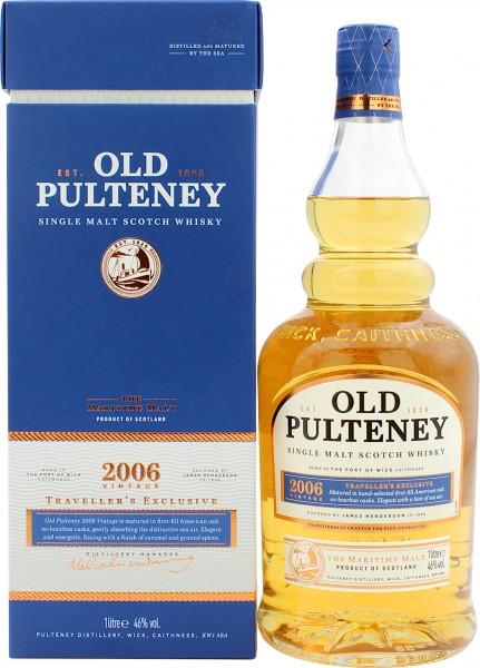 Old Pulteney 12 Jahre Vintage 2006/2019 Single Malt