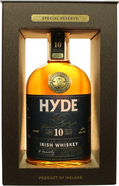 Hyde No. 1 Sherry 10 Jahre