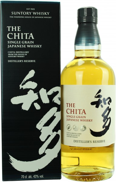 Suntory The Chita Single Grain 43.0% 0,7l