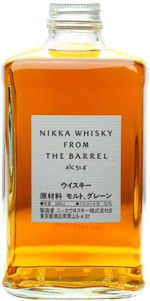 Nikka From The Barrel (Japan)