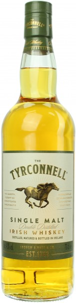 Tyrconnell 43.0% vol.