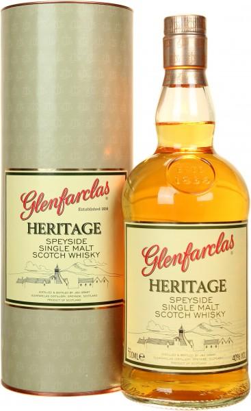 Glenfarclas Heritage 40.0% vol