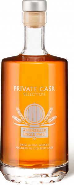 Säntis Private Single Cask Vinsanto Wine Finish