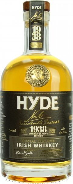 Hyde No.6 President's Reserve Sherry Cask