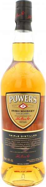 Powers Gold Label 40% vol.