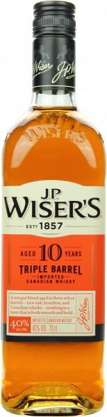 J.P. Wiser's 10 Jahre (Kanada)