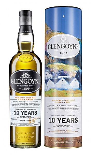 Glengoyne 10 Jahre Jolomo Special Edition 40.0% 0,7l