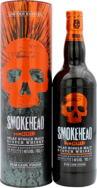 Smokehead Rum Rebel Limited Edition