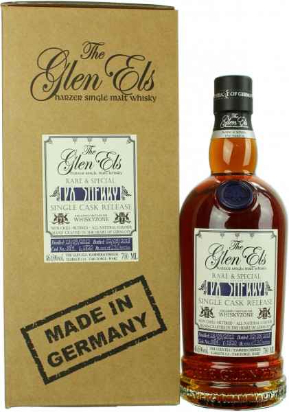 The Glen Els Rare & Special PX Sherry Single Cask 2012/2018 46.6% 0,7l