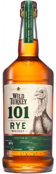 Wild Turkey 101 Rye 1,0 Liter