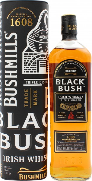 Bushmills Black Bush 40.0% 1 Liter