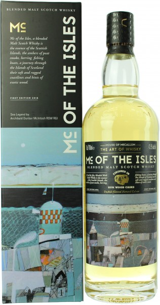 Mc of the Isles House of McCallum 43.5% 0,7l
