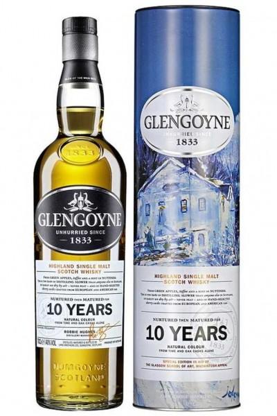 Glengoyne 10 Jahre Jolomo Special Edition Version II 2017 40.0% 0,7l