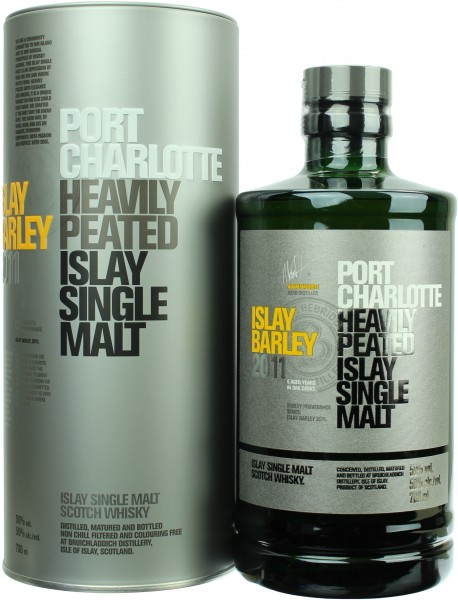 Port Charlotte Islay Barley 2011 50.0% 0,7l