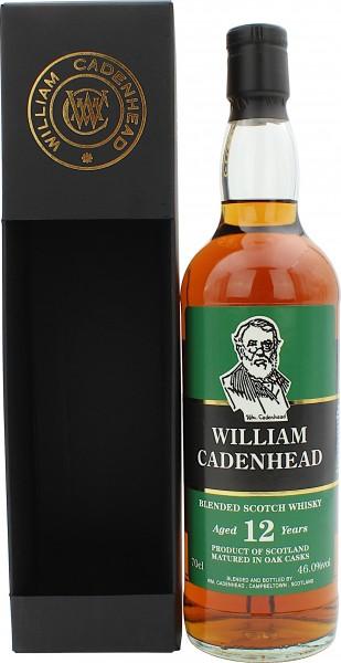 Cadenhead's Blended Whisky 12 Jahre Batch #10