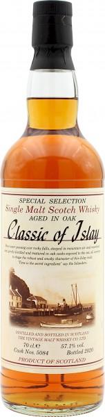 Classic of Islay Cask #5084 Jack Wiebers