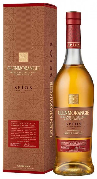 Glenmorangie Spios Private Edition 9 46.0% 0,7l