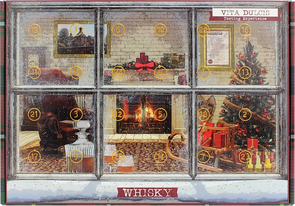 Whisky Adventskalender International 2020