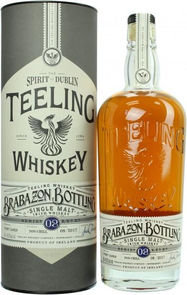 Teeling Brabazon Bottling No. 2 Port Cask