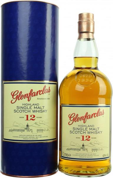 Glenfarclas 12 Jahre 43.0% 1 Liter