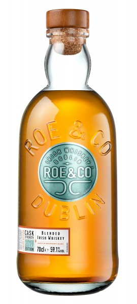 Roe&Co Cask Strength Limited Edition 2019