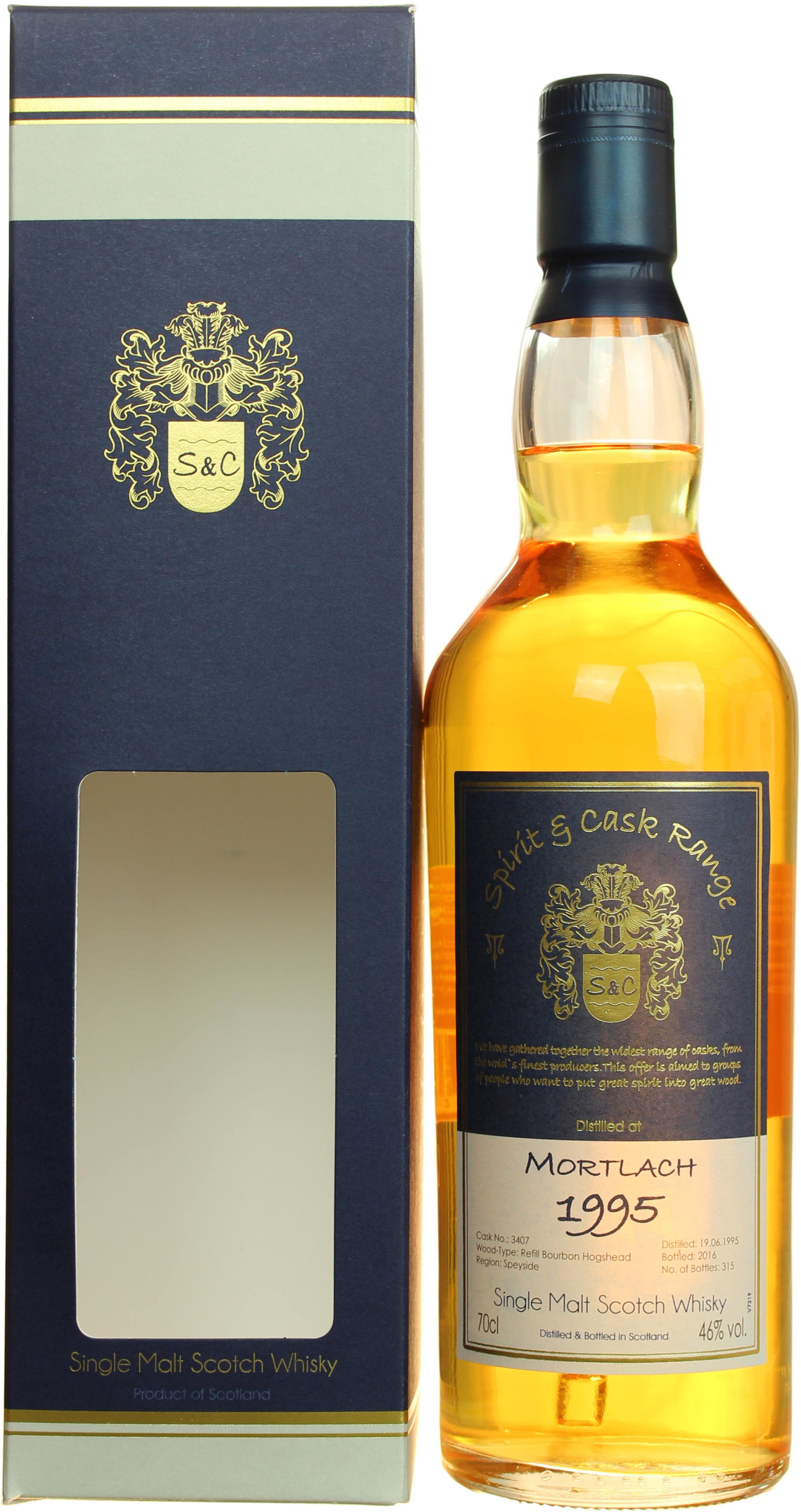 adventskalender mortlach 1995 2016 refill hogshead spirit cask range 46. Black Bedroom Furniture Sets. Home Design Ideas