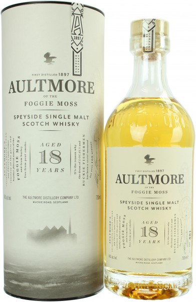 Aultmore 18 Jahre 46.0% 0,7l