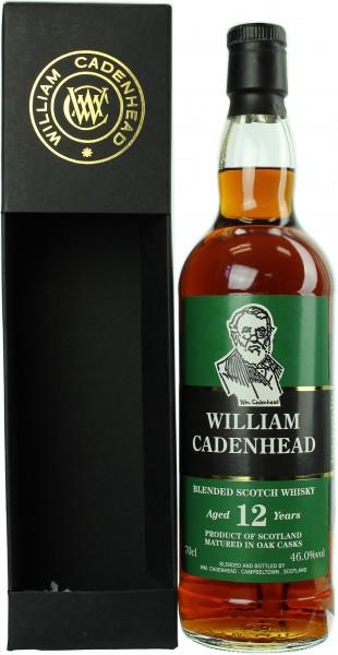 Cadenhead's Blended Whisky 12 Jahre Batch #7 46.0% 0,7l