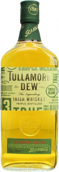 Tullamore Dew Collector´s Edition
