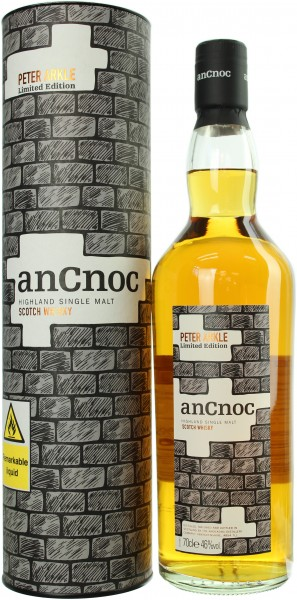 AnCnoc Peter Arkle Edition No. 2 Casks 46.0% 0,7l