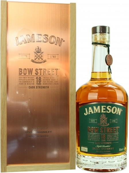 Jameson Bow Street 18 Jahre 55.3% 0,7l