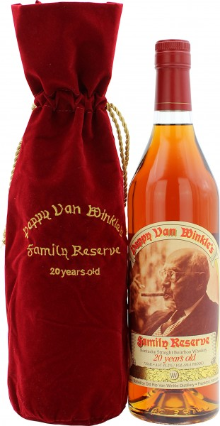 Pappy Van Winkle's 20 Jahre Family Reserve