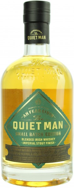 The Quiet Man Imperial Stout Finish 43.0% 0,7l