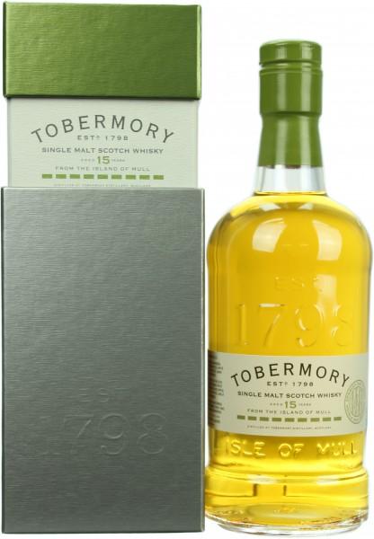 Tobermory 15 Jahre Brandy Cask Finish