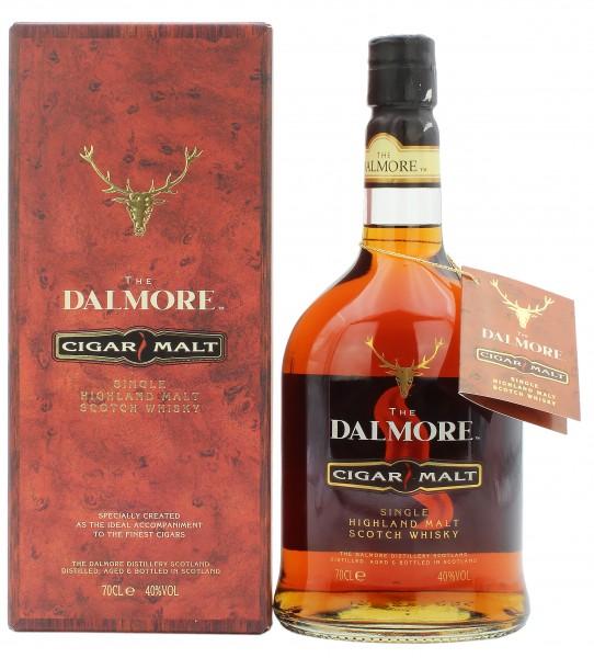 Dalmore Cigar Malt altes Design