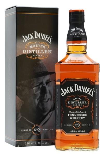 Jack Daniel´s Master Distiller Series No.3 43.0% 1 Liter