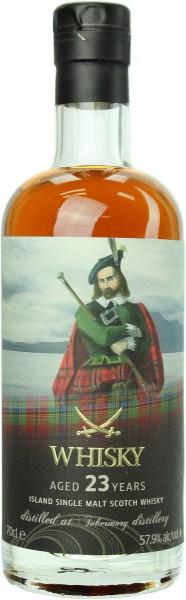Tobermory 23 Jahre 1994/2017 PX Sherry Sansibar Whisky