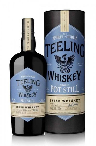 Teeling Single Pot Still Batch 3 46.0% 0,7l