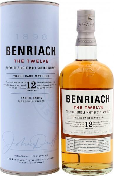 Benriach The Twelve 12 Jahre